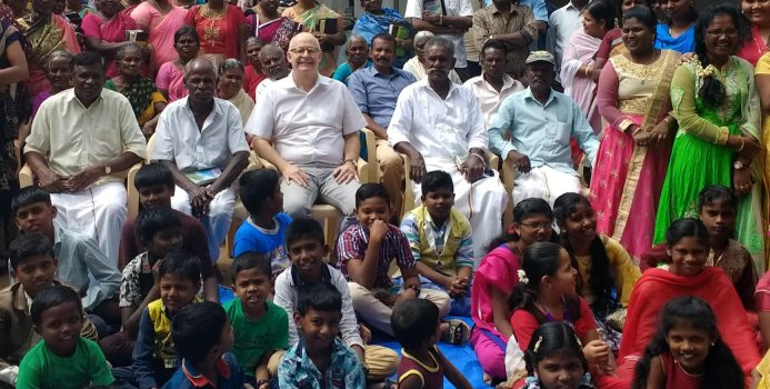 In India's Deep South